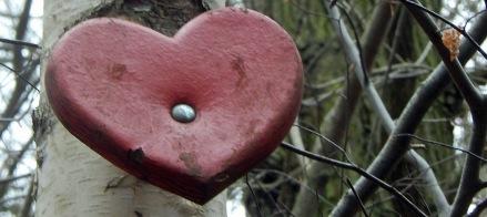 Biegsames Herz